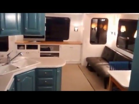 Modern RV Renovation