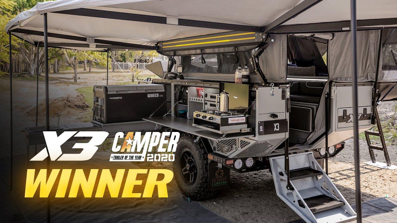 Australias Best Camper Trailer